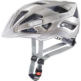 UVEX Active Pyöräilykypärä , hopea